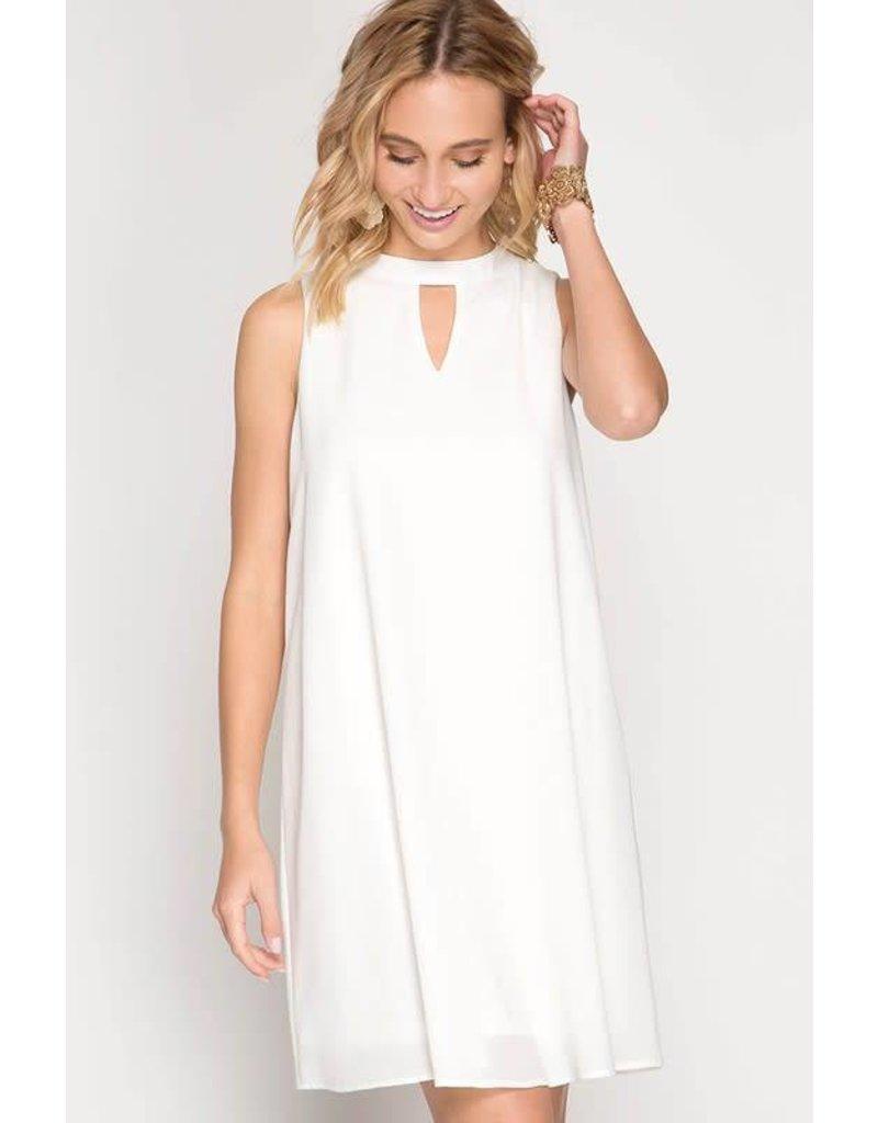 Summer Trapeze Dress