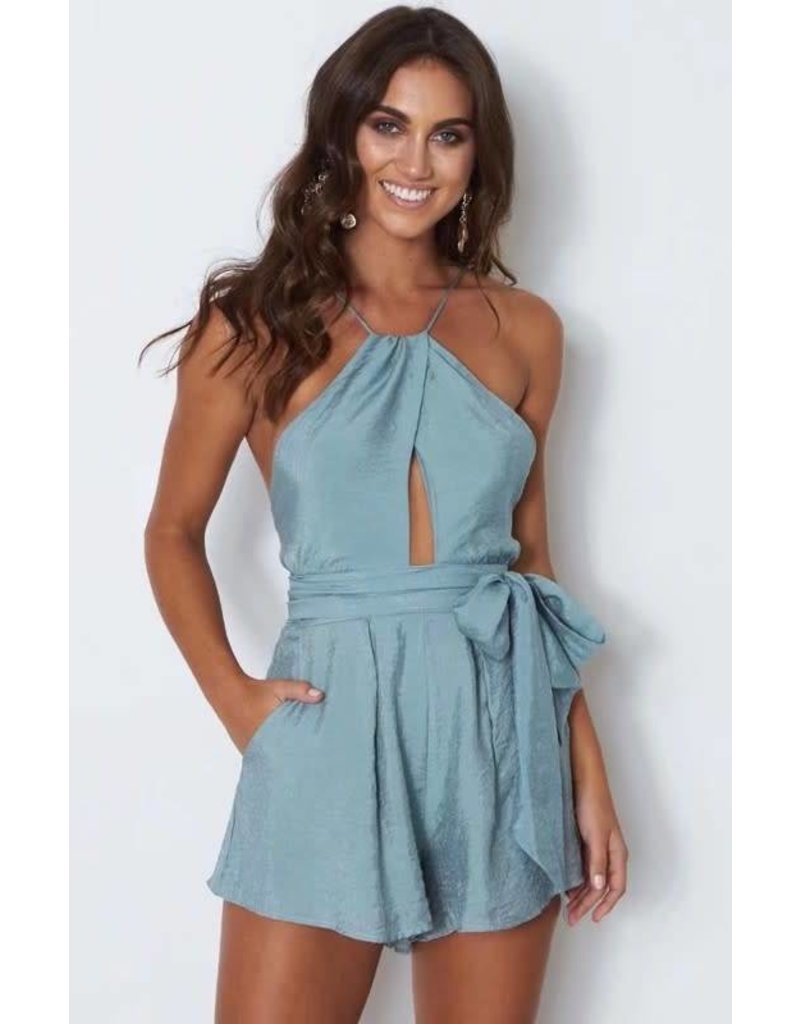 Lost in the Lagoon Romper