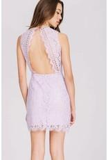 Loving You Lilac Dress