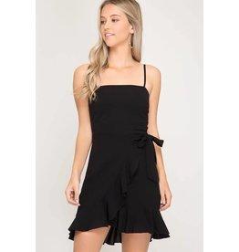Ruffled Up Dress
