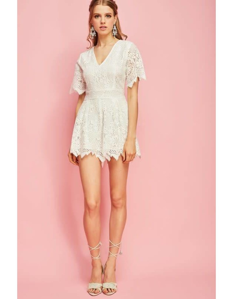 Wedding Season Romper