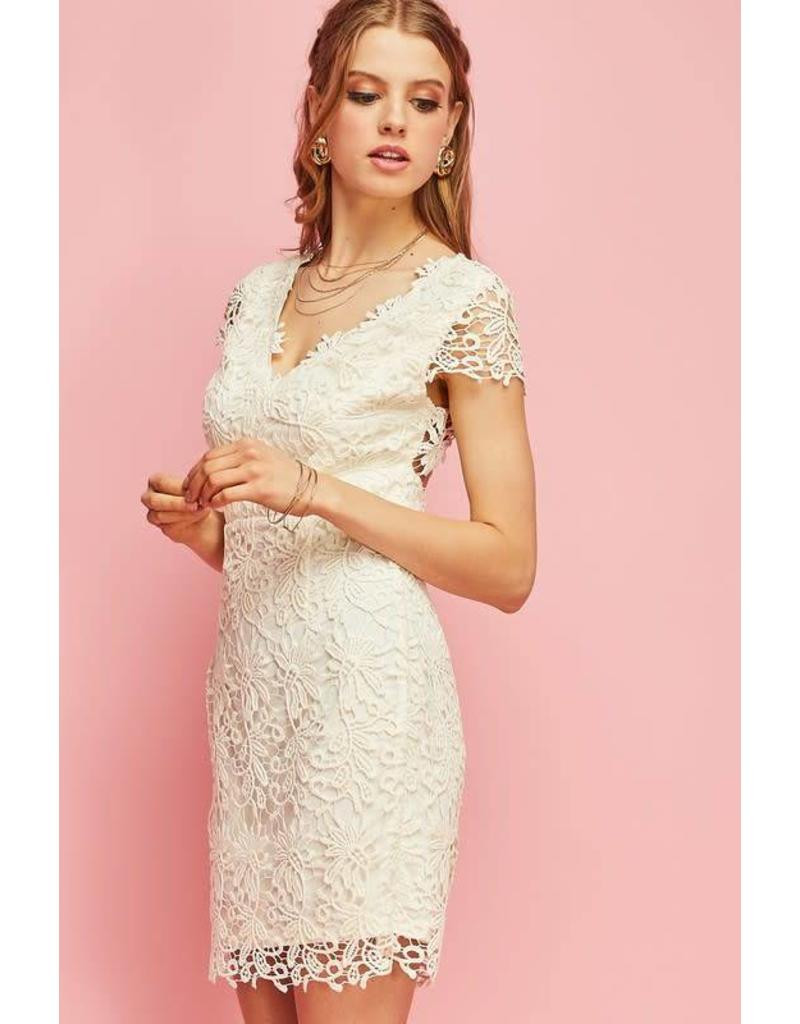 Alexandria Lace Dress