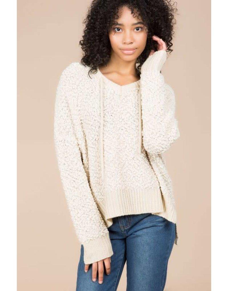 Keep It Cozy Hooded Sweater