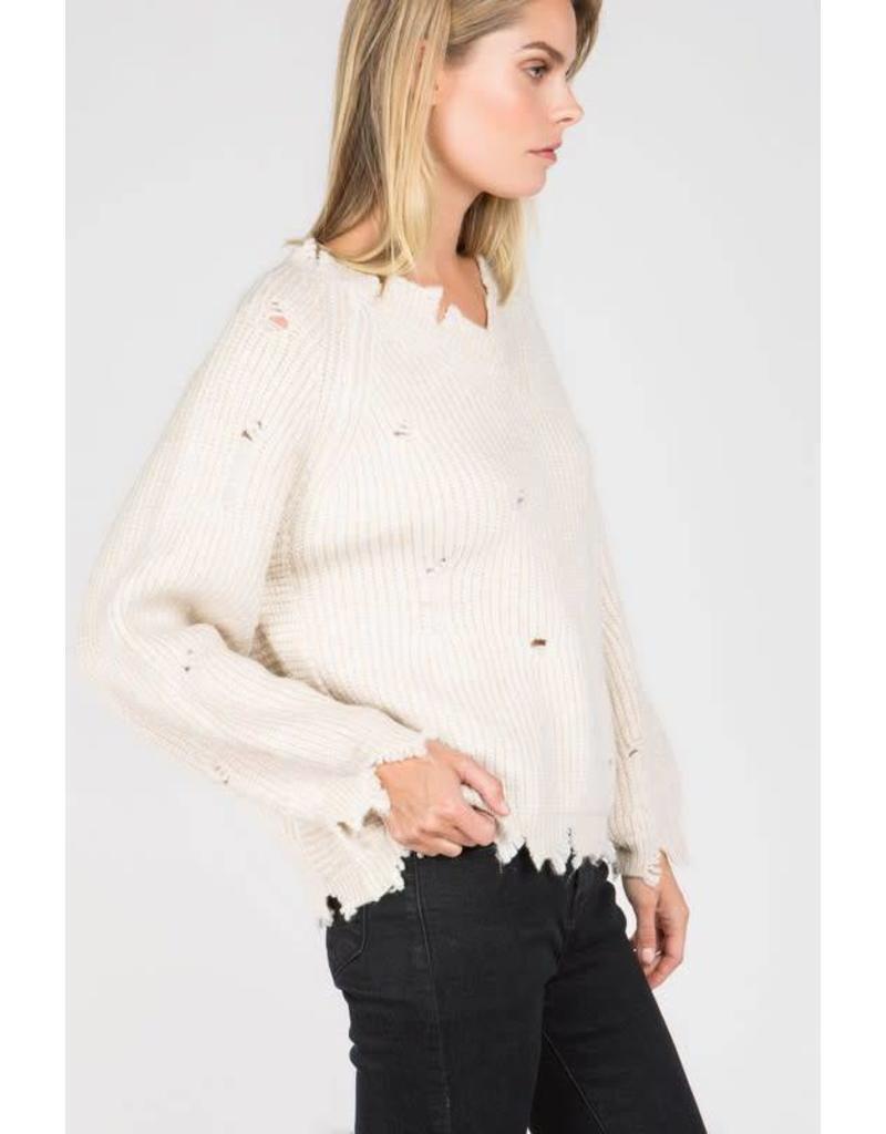 I'm Torn Sweater