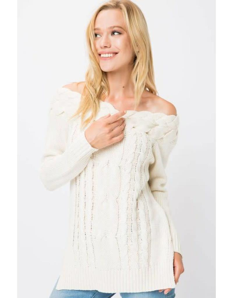 Safe Inside Sweater