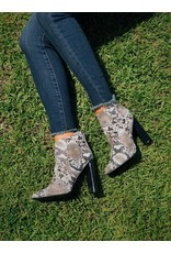Parma Snake Bootie