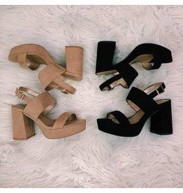 Lawson Block Heel
