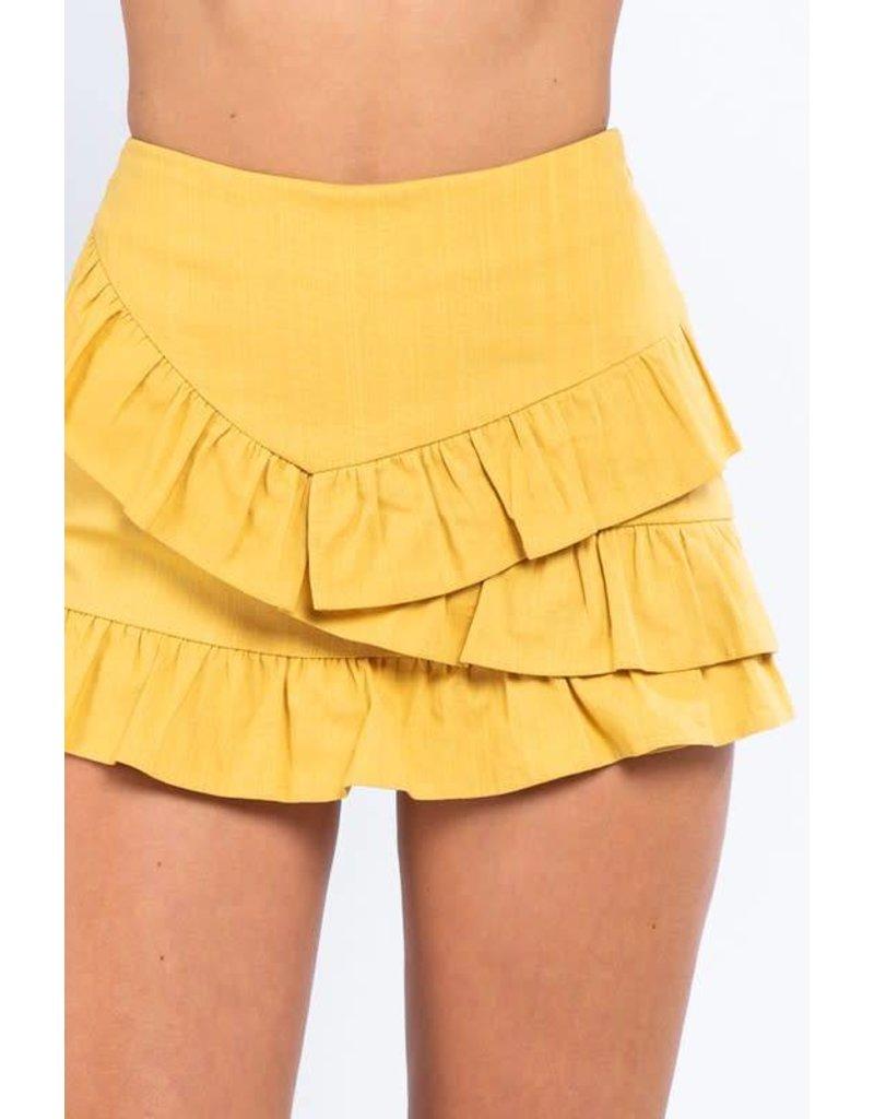 End Game Set Skirt