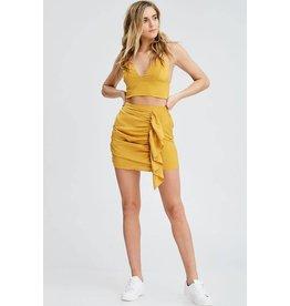 Ruffled Up Skirt