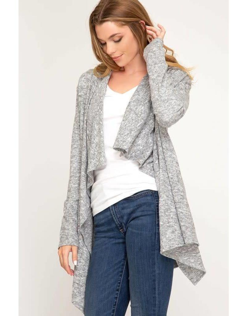 Open Arms Cardigan