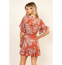 Bahama Momma Wrap Dress
