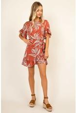 Bahama Momma Wrap Dress
