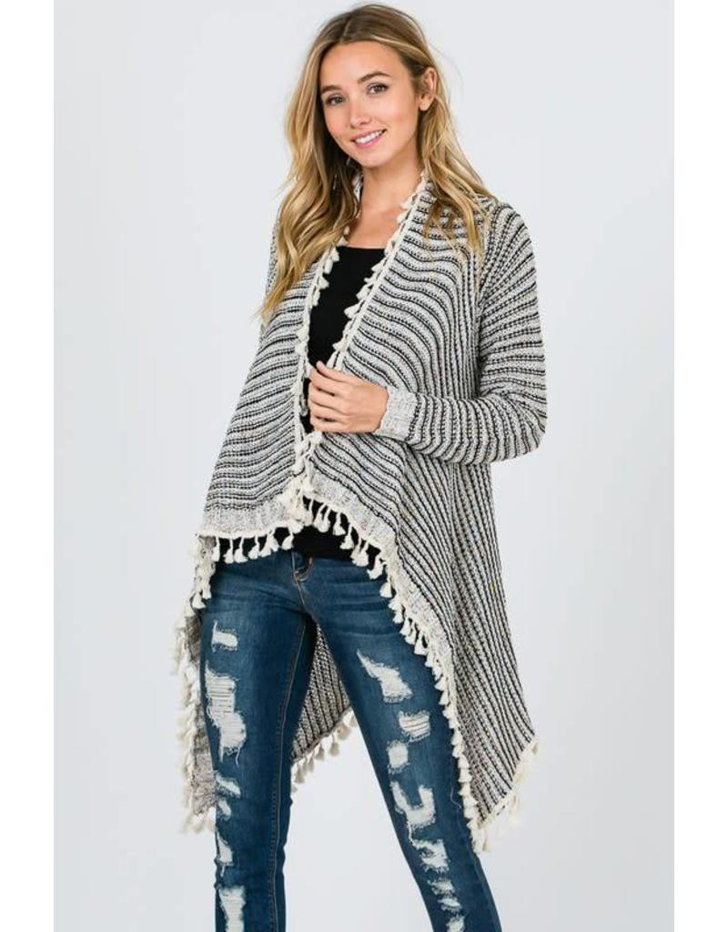 Cold Beach Breeze Cardigan