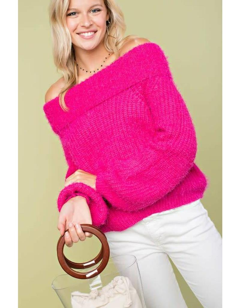 Barbie's Ski Trip Sweater