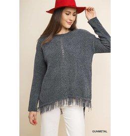 Unspoken Sweater