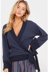 Keep Me Cozy Wrap Sweater
