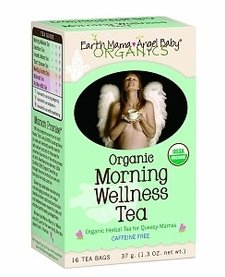 Earth Mama Angel Baby - Tisane du matin pour maman -<br /> Mama&#039;s Morning Wellness Tea