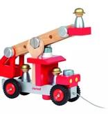 Janod Camion de Pompiers Janod-Fire Truck
