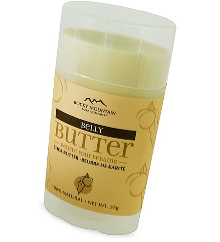 Belly Butter Beurre pour bedaine<br /> Belly Butter Rocky Mountain Soap Co.