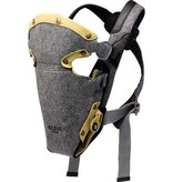 "Petunia pickle Bottom Porte-bébé ""Walkabout"" Petunia Pickle Bottom Baby carrier -Gris/Gray"