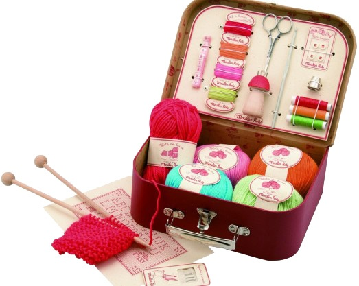 Moulin Roty Valise de couture<br />