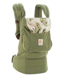 Porte-Bébé Bio ERGObaby Organic Baby Carrier- Zen (Vert)