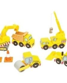 Ensemble de Construction- Construction Set de Toy Van