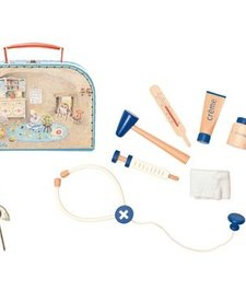 Valise Docteur<br /> Doctor s medical bag Moulin Roty