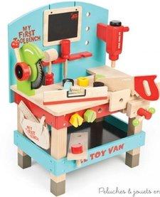 Mon Premier Atelier de Toy Van