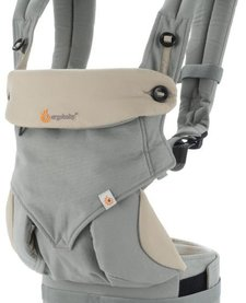Porte-bébé 4 Positions 360 ERGObaby Four Position 360 Carrier-Gris