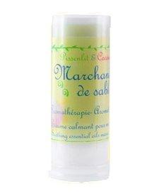 Baume pour Massage Marchand de sable Pissenlit et Coccinelle  Massage Balm