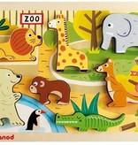 Janod Casse-Tête Zoo de Janod/ Chunky Puzzle