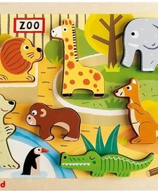 Casse-Tête Zoo de Janod/ Chunky Puzzle