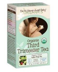 Earth Mama Angel Baby - Tisane du troisième trimestre - Third Trimester Tea