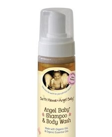 Earth Mama Angel Baby Shampoing et Nettoyant Corporel -Shampoo and Body Wash