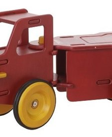 Camion Rouge Moover/Dump Truck Red