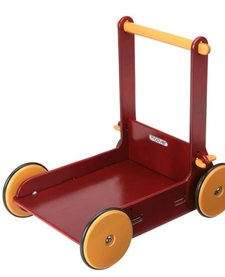 Charriot De Marche Moover Rouge / Baby Walker