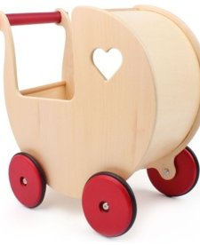 Carosse Moover Naturel / Dolls Pram
