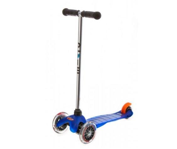 Micro Mini Macro Trottinette Bleu/ Mini Macro Scooter Blue
