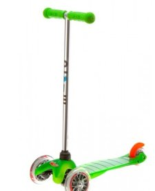 Mini Micro Trottinette Vert/ Mini Macro Scooter Green