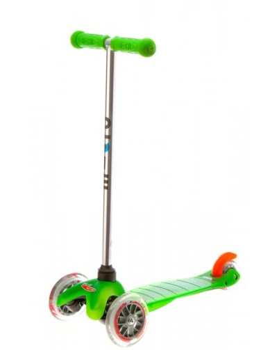 Micro Mini Micro Trottinette Vert/ Mini Macro Scooter Green