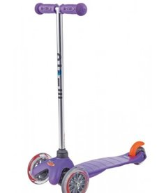 Mini Micro Trottinette Mauve/ Mini Macro Scooter Purple