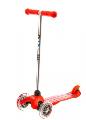 Micro Mini Micro Trottinette Rouge/ Mini Macro Scooter Red