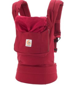 Porte-Bébé Rouge ERGObaby / Carrier Red