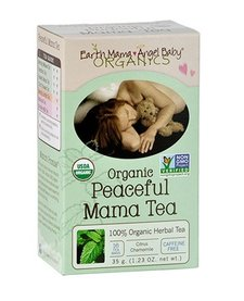 Thé Pour Calmer Maman de Earth Mama Angel-Organic Peaceful Mama  Tea