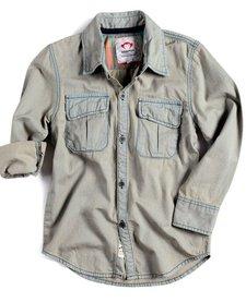 Chemise Délavée à Manches Longues Appaman/ Warren Shirt