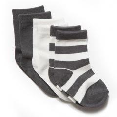KicKee Pants Lot se 3 chaussettes en bambou de Kickee pants