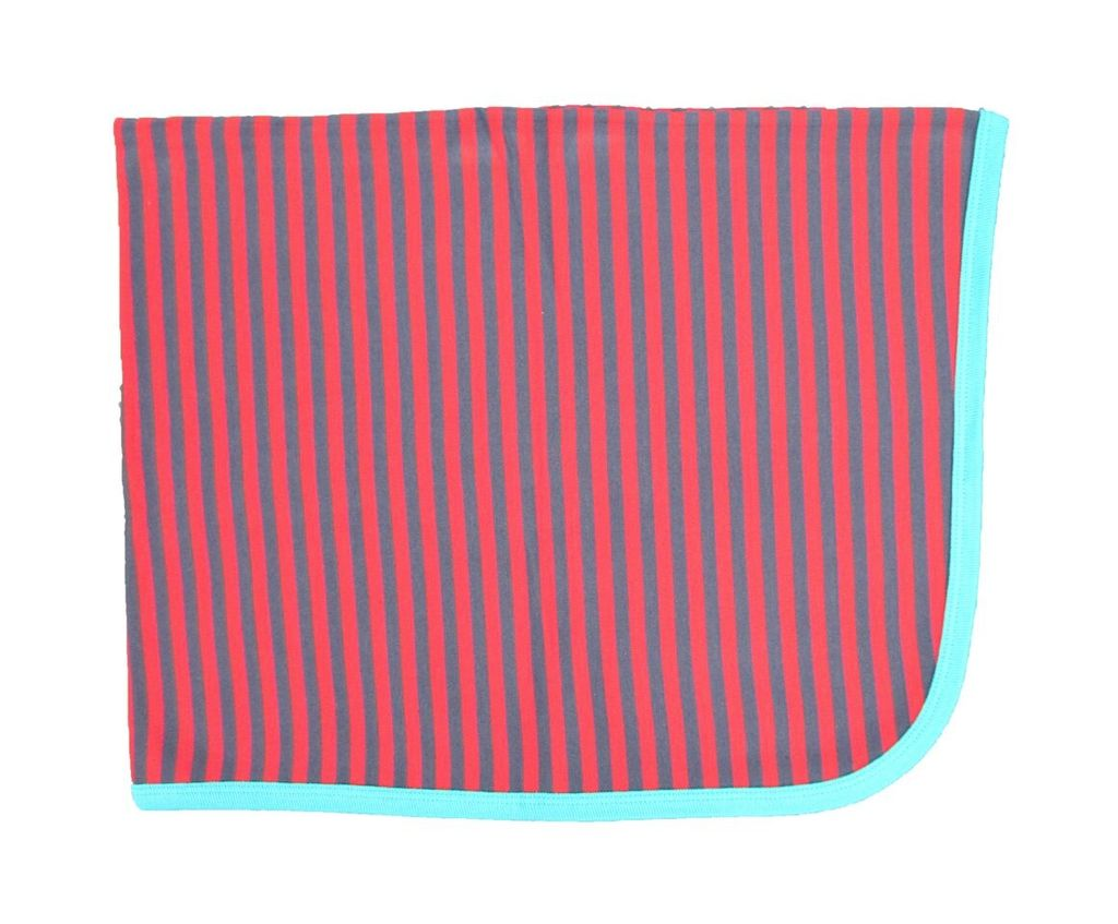 Coccoli Couverture Lignée de Coccoli/ Striped Blanket