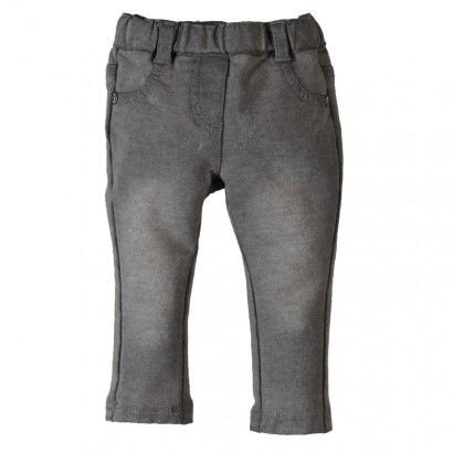 Boboli Pantalon Style Jeans de Boboli/Pantalon Molleton Denim