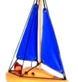 L'Atelier Cheval de Bois Voilier Cheval de Bois Sail Boat